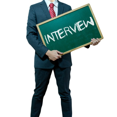 What mistakes can businesses make in job interviews