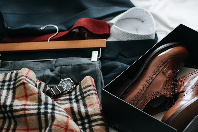 Polished shoes, and a clean, smart outfit: preparing for your job interview